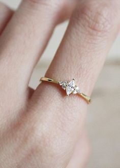 Marquise-Ring Marquise-Ring The post Marquise-Ring & Schmuck ringe appeared first on Engagement rings . Wedding Rings Simple, Wedding Rings Solitaire, Wedding Rings Vintage, Diamond Wedding Rings, Bridal Rings, Vintage Engagement Rings, Unique Rings, Diamond Engagement Rings, Wedding Jewelry