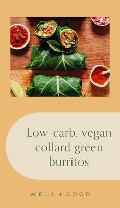 low carb recipes Vegan Collard Greens, Low Carb Recipes, Vegan Recipes, Chipotle Burrito, Burrito Wrap, Healthy Lifestyle Tips, Wrap Sandwiches, Vegan Cheese, Base Foods