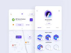 Trunow - Mobile App designed by Michal Parulski for widelab. Connect with them on Dribbble; the global community for designers and creative professionals. Web Design, App Ui Design, User Interface Design, Design Layouts, Flat Design, Icon Design, Logo Design, Graphic Design, Mobile App Design
