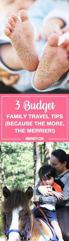 Some families avoid traveling because it's costly. But, with these 3 budget family travel tips, you can bring the whole gang without breaking the bank! Thailand Travel, Asia Travel, Italy Travel, Travel Usa, Free Travel, Budget Travel, Travel Tips, Travel Couple, Family Travel