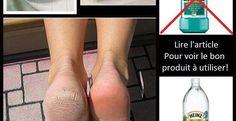 MISE EN GARDE! Si vous avez des blessures sur les pieds, il est préférable de consulter avant d'utiliser cette méthode. IMPORTANT! Utilisez le Listerine original de couleur doré, le bleu tache la peaudesséchée. On veut des plus beaux pieds, pas des