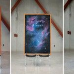 Famous Quotes Illustrated on Chalkboards by an Anonymous Student Duo