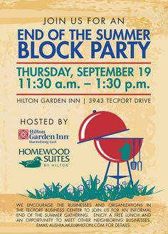 Download This Block Party Flyer Template And Other Free Printables - Free block party flyer template