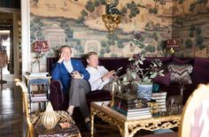 Inside the Stunning Home of the Ultimate A-List Decorator – One Kings Lane — Our Style Blog