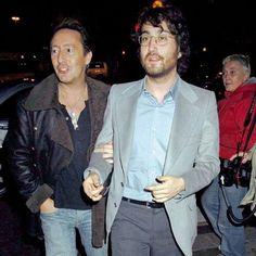 Julian & Sean Lennon