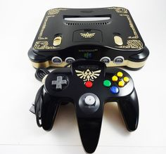 I wanted this SO BAD! :( N64 – ZELDA BEYOND LIMITS - http://8bitevolution.com/product/n64-zelda-beyond-limits/