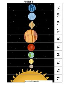 learning space activities for kıds Planets Activities, Space Activities For Kids, Space Crafts For Kids, Space Preschool, Preschool Science, Puzzles For Kids, Kindergarten Activities, Science Activities, Planets Preschool