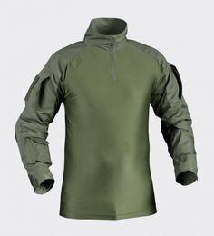 0fa8f4bc880 Combat Shirt Helikon-Tex OLIVE GREEN Combat Shirt