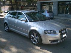 Audi A3 Sportback 2.0 TDI 170 CV S-line a 11.950 Euro   Berlina   170.000 km   Diesel   125 Kw (170 Cv)   12/2006