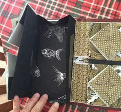 Folded Secrets Japanese Thread Books Ruth Smith