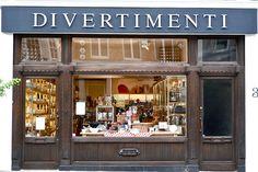 Shop - Good cookshop. Knightsbridge and Marylebone (LW32-7)