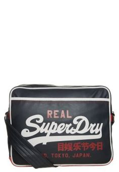 8d5879246cd1 Shop Superdry Mens Mash Up Mini Alumni Bag in Navy. Buy now with free  delivery from the Official Superdry Store.