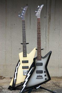 Gibson Explorer Basses
