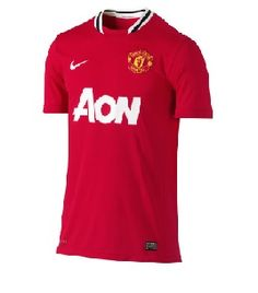 1a0b144f07991 Manchester United Nike genuine childrens red home football shirt 3 sizes