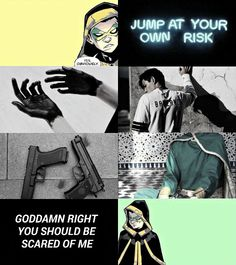— DC COMICS AESTHETIC — damian wayne ❝ I am Robin. Son of Batman. And that's all you need to know! ❞