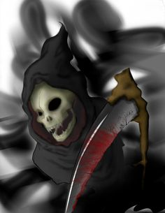 The Reaper by Issui.deviantart.com on @deviantART