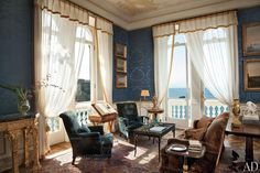 Studio Peregalli Revives a Romantic Apartment in Italy Photos | Architectural Digest