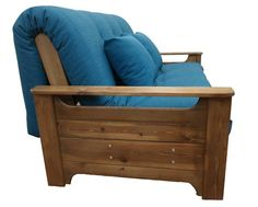 Unique and stylish in a range of wood stain colours. Handmade at Sofabed Barn.