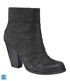 I love these Vince Camuto Belta Booties that I picked up last week. Comfortable and cute.