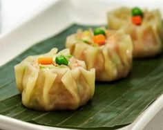 Have Some Dim Sum at Home