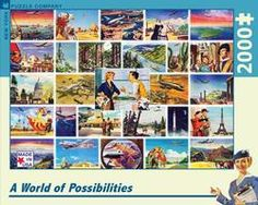 2000p Jigsaw Puzzles
