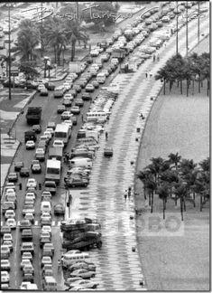 Avenida Atlantica - 21/10/1987