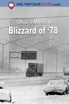 Travel | Ohio | Blizzard | Snow Storm | Extreme Weather | Ohio History