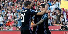 Morata y James ponen el sello a otra goleada | Defensa Central