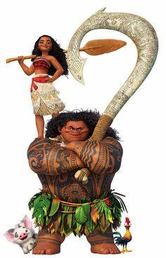 Moana and Maui: Ocean Explorers Moana Disney, Disney Pixar, Walt Disney, Disney And Dreamworks, Disney Magic, Disney Art, Disney Movies, Disney Princess, Disney Wiki