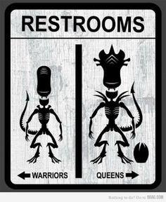Epic Horror Restrooms