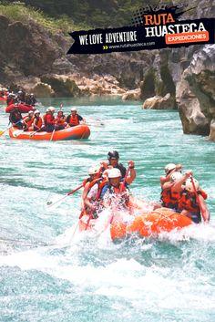 Aventúrate en una expedición de #rafting en el hermoso río #Tampaón de la #HuastecaPotosina  ¡Ven con nosotros! www.rutahuasteca.com 01.800.543.7746 WhatsApp: 481.116.5900 email: info@rutahuasteca.com #rutahuasteca #huasteca #huastecapotosina #SLP #turismodeaventura #turismo #emoción #expedicion #río