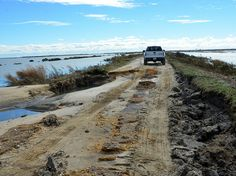 Effects of Hurricane Sandy at Edwin B. Forsythe National Wildlife Refuge. (NJ) by U. S. Fish and Wildlife Service - Northeast Region, via Flickr