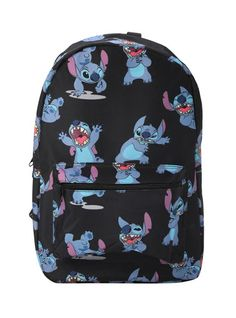 357cdedf5a4e7 Disney Lilo Stitch Print Backpack