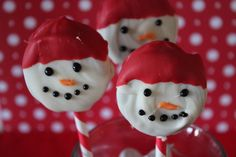 Snowman Oero Pop - Everyday Southern Living