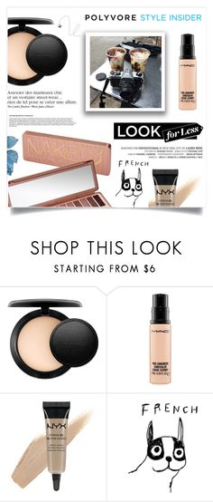 """""""Makeup Bag Staples."""" by qamar-fashionista ❤ liked on Polyvore featuring beauty, MAC Cosmetics, Urban Decay, House by John Lewis, contestentry, PVStyleInsiderContest and makeupbagstaples"""