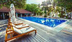 Lily Beach Resort & Spa pool