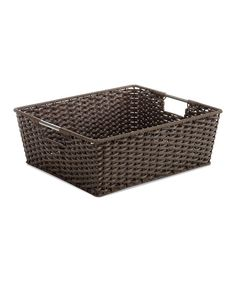 Take a look at this Java Shelf Tote on zulily today!