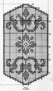 Crochet Curtains, Crochet Doilies, Knitting Charts, Knitting Patterns, Crochet Patterns, Filet Crochet, Knit Crochet, Swedish Embroidery, Embroidered Lace Fabric