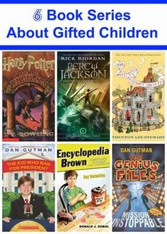 Planet Smarty Pants - books about gifted children