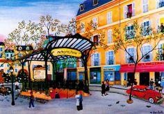 Marie-Line Sulle, Paris