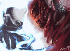 Warframe Hayden Tenno vs Shadow Stalker by SlendyNameko on DeviantArt