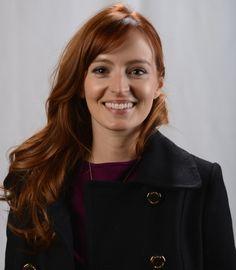 Ahna O'Reilly hair cut