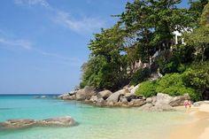Kata Noi Beach Karon, Thailand