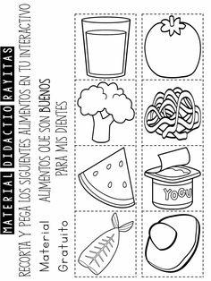 2nd Grade Activities, Healthy Kids, Dog Tag Necklace, Kindergarten, Homeschool, Symbols, Letters, Creative, Classroom