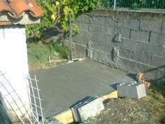 Reinforced concrete foundations. Antoni Batzu. 2014 Sardinia - Italy