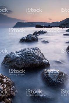 石の海で、露光時間の長い ストックフォト・写真素材 82031879 - iStock