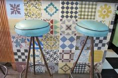 Ideas para revestir con patchwork | Weblog Mi Espacio | ESPACIO LIVING