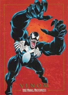 Marvel Masterpieces Series 1 1992 [Marvel- Skybox] Card Set, Issue #0097a.