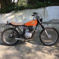 Honda xl125k2
