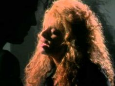 """Taylor Dayne - """"I'll Always Love You""""  >>This white girl had a helluva voice...and A LOT of hair!"""